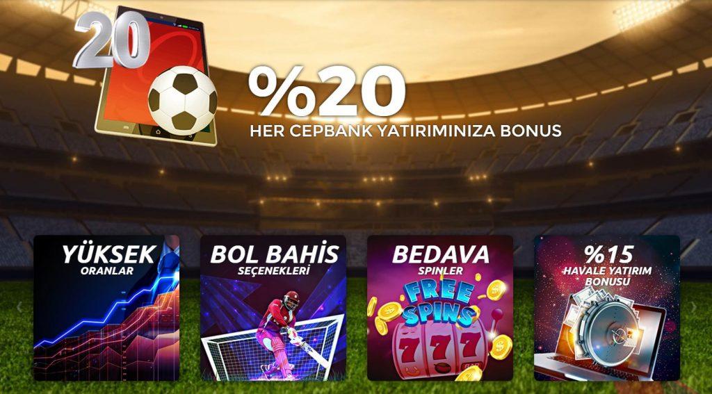 Bahisnow Çevrimsiz Bonus